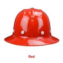 Защитный шлем СОЛНЦЕЗАЩИТНЫЙ непромокаемый широкополая жесткая шляпа страхование труда Строительная Рабочая защита шлем