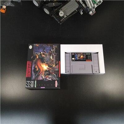 بطاقات لعبة King of dragon ons ، إصدار أمريكي ، مع صندوق بيع بالتجزئة