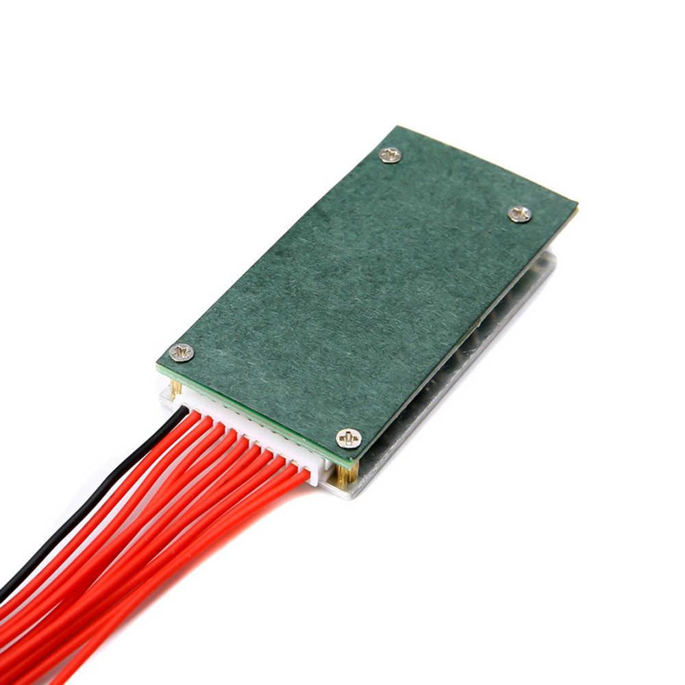 1PC Hoge Kwaliteit Lithium Batterij Bescherming Boord 10S 37V 15A Li-Ion Batterij BMS PCB PCM Mayitr