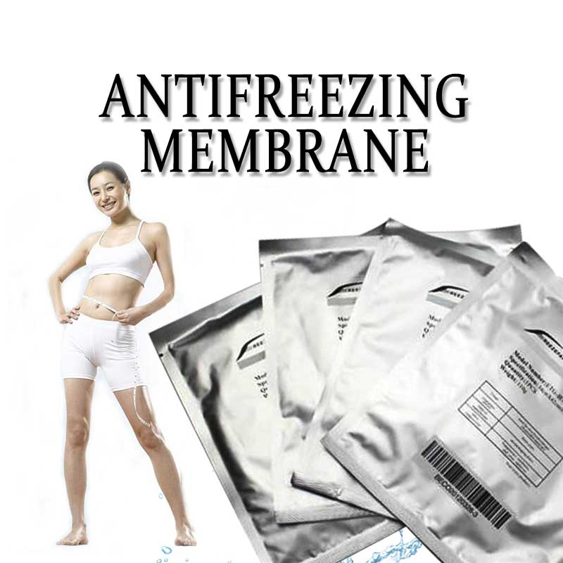 2020 New  28x28/27x30/34x42 Antifreeze Membrane For The Zetiq Slimming Machine Anti Freeze Membrane For Fat Freezing Use
