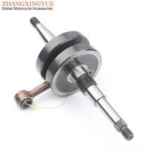 High quality crankshaft for Honda DIO AF16 AF24 TACT 50cc 2-stroke scooter engine parts