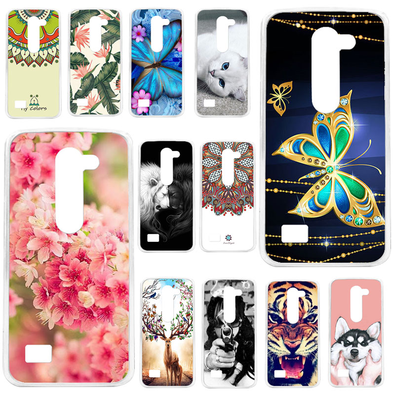Phone <font><b>Cases</b></font> For <font><b>LG</b></font> <font><b>LEON</b></font> <font><b>Case</b></font> TPU Painted Silicone Fundas For <font><b>LG</b></font> <font><b>LEON</b></font> Tribute 2 <font><b>4G</b></font> <font><b>LTE</b></font> C40 H340N Y50 H320 4.5 inch Cover image