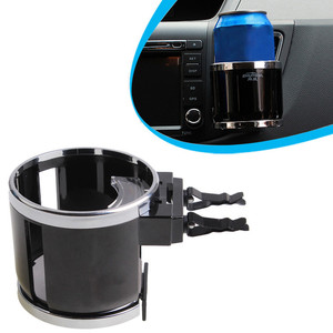 Car auto Drinking Phone Holder Cup Coffee Organizer for McLaren 650S 540C P1 12C MP4-12C X-1 Senna 720S 600LT 570S(China)