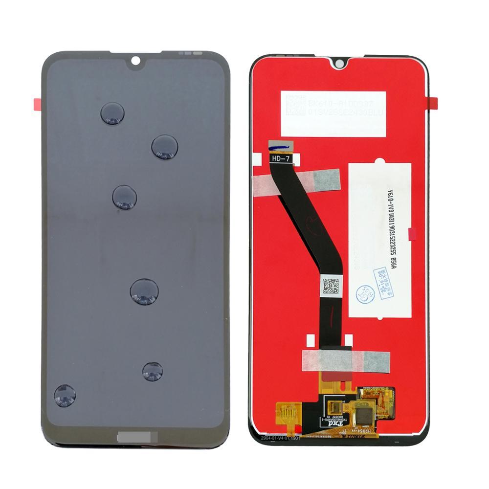 """רשימת הקטגוריות Shyueda חדש 6.09"""" במשך 2019-LX1 MRD פרו Huawei Y6 / Y6 ראש / Y6 LX1F LX2 L22 L23 מסך מגע LCD Display (2)"""