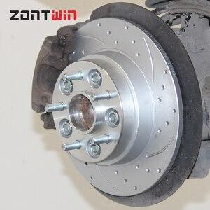 2/4 штук 25/30/35/40/45 мм PCD 6x139,7 CB 93,1 мм прокладки для колеса адаптер 6 Луг костюм для Ford Ranger M12x1.5