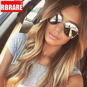 RBRARE 2019 3025 Sunglasses Women/Men Brand Designer Luxury Sun Glasses For Women Retro Outdoor Driving Oculos De Sol(China)