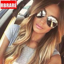 RBRARE 2021 3025 lunettes De soleil femmes/hommes marque design luxe lunettes De soleil pour femmes rétro en plein air conduite Oculos De Sol