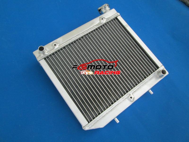 All Aluminum Radiator For 2004-2009 08 07 06 05 04 Honda TRX450R TRX450 ATV