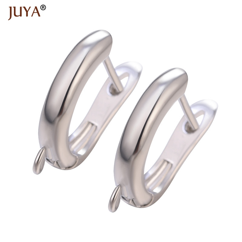 Jewellery Making Supplies Handmade DIY Earring Jewelry Accessories High Quality Copper Metal Earrings Hooks Clasps Earwire