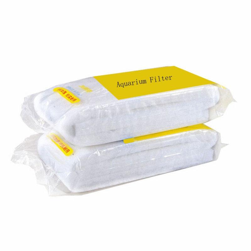 100cmx13.5cmx3cm Aquarium Filter Super Thick Biochemical Filter Cotton Sponge For Aquarium Fish Tank Bio Cotton Foam Skimmer
