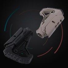 Nylon Stock GL CORE Style Pour Gel Blaster Paintball Airsoft Pistolets À Air Accessoires AEG Gen9 Boîte Récepteur Chasse