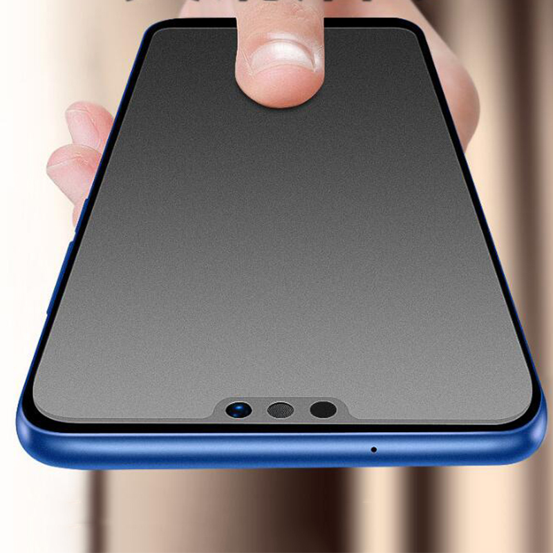 Matte Frosted  Screen Protector Tempered Glass For Huawei And Honor 8X 1