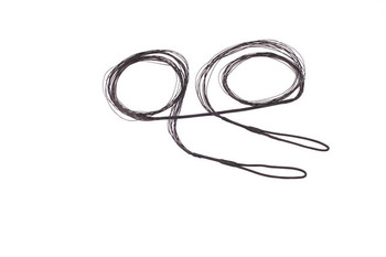 Good-quality Replacement Black Bow String for Traditional Recurve Bow Longbow Hunting Shooting Accessories Length 111cm-173cm 4