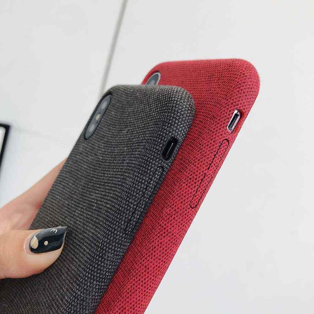 Boucho ل iphone Xs ماكس XR X XS الحالات تمساح الملمس جراب هاتف ل iphone 11 برو ماكس 7 8 6 6S زائد الفاخرة بو أغطية جلد