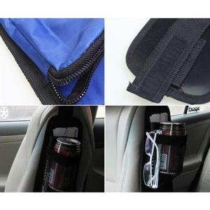 Image 2 - Car Multifunctional Storage Bag Hang Bag for Car Seat Back and Side Automobile Interior Accessories