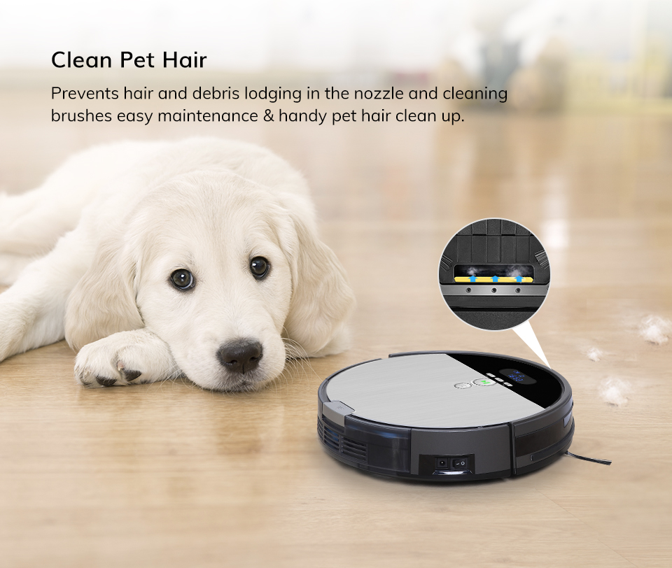 Hb75875046fbc4a64b6abf4d29f5f5c92f ILIFE V8s Robot Vacuum Cleaner Sweep&Wet Mop Navigation Planned Cleaning large Dustbin large Water Tank Schedule disinfection