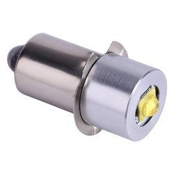 Lampe torche de remplacement, ampoules LED, haute LED lumineuse et LED, 5W 6-24V P13.5S