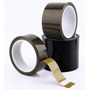1Roll 20mm Width 36M Grid Anti-Static ESD High Viscosity Tape 30mm 50mm for Electronic Component
