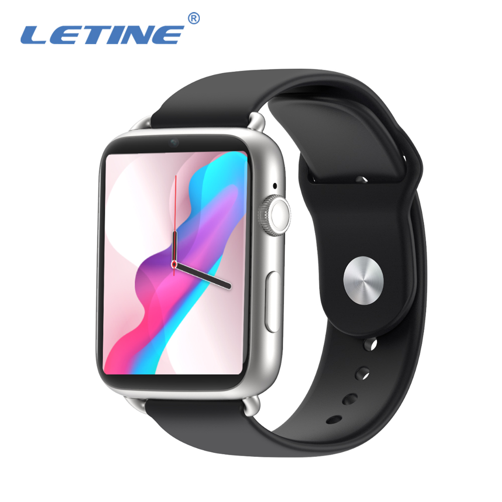 DM20 <font><b>4G</b></font> Android iOS Smart Watch Men 3GB + 32GB GPS WIFI 780Mah Big Battery 1.88Inch IPS Screen Heart Rate Monitor <font><b>Smartwatch</b></font> image