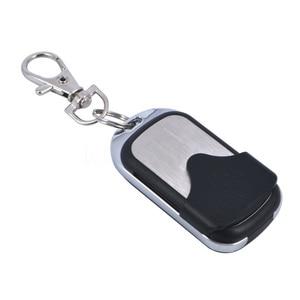 Image 2 - Kebidu 433Mhz Drahtlose Fernbedienung Empfänger Modul und RF Sender Elektrische Klonen Tor Garage Tür Auto Keychain