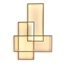 Wall Lamp Remote Control 110V 220V Modern Led Fixture Kitchen Sconce Lights Luminaires Bathroom Luces Dimmable