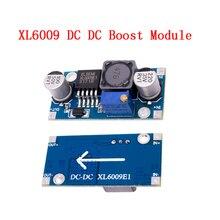 XL6009 DC преобразователь напряжения переменного тока Регулируемый повышающий усилитель Преобразователь мощности запасной модуль питания модуль Dc-DC повышающий преобразователь