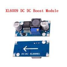 Convertidor de voltaje de CC XL6009 convertidor de potencia de aumento ajustable módulo convertidor de potencia reemplazar módulo de fuente de alimentación DC-DC Boost convertidor