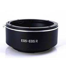 Lens Adaptor Mount Ring for Canon EOS EF EF S Lens to E0S R RP R5 R6 EOSR RF Camera Body
