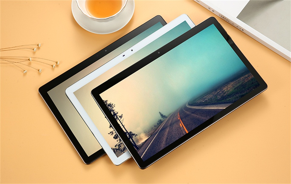 Laptop Tablet 11.6 Inch MTK6797 (X27) Deca-core Android 8.0 128GB ROM Camera 13.0mp 4G LTE 2 in 1 notebook Tablet With Keyboard