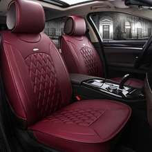 Set-Accessories Car-Seat-Covers Highlander Toyota Camry 4runner Yaris Avalon 5-Seat