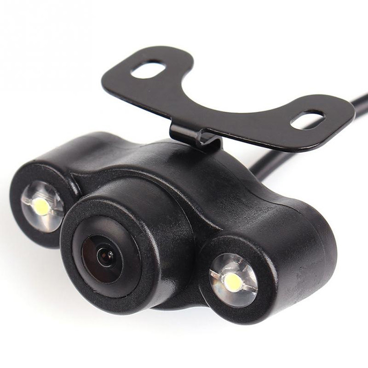 Frog Eye High-definition Night Vision Infrared Camera Glass Lens PZ409 Waterproof Webcam