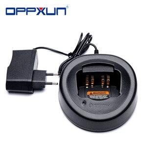 Image 1 - OPPXUN – chargeur de batterie pour Motorola GP320, GP328/338, GP340, GP360, GP380 HT750, HT1250, PRO5150, PRO5350 CB radios mobiles