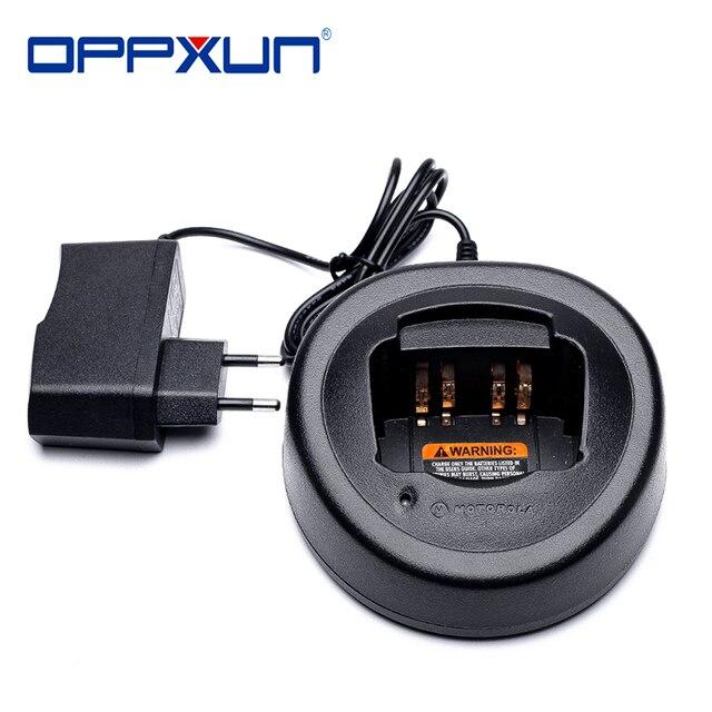 OPPXUN – chargeur de batterie pour Motorola GP320, GP328/338, GP340, GP360, GP380 HT750, HT1250, PRO5150, PRO5350 CB radios mobiles
