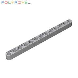 Building Blocks accessories DIY 1x13 Thick hole arm Liftarm 10 PCS Compatible Assembles Particles Moc Technic Parts toy 41239
