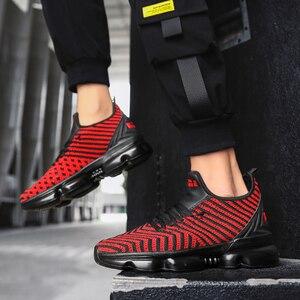 Image 4 - YRRFUOT Nam Đơn Giản Thời Trang Giày Cao Cấp Size Lớn Giày Cho Nam Thoải Mái Thoáng Khí Thương Hiệu Nam Đế Giày Zapatos