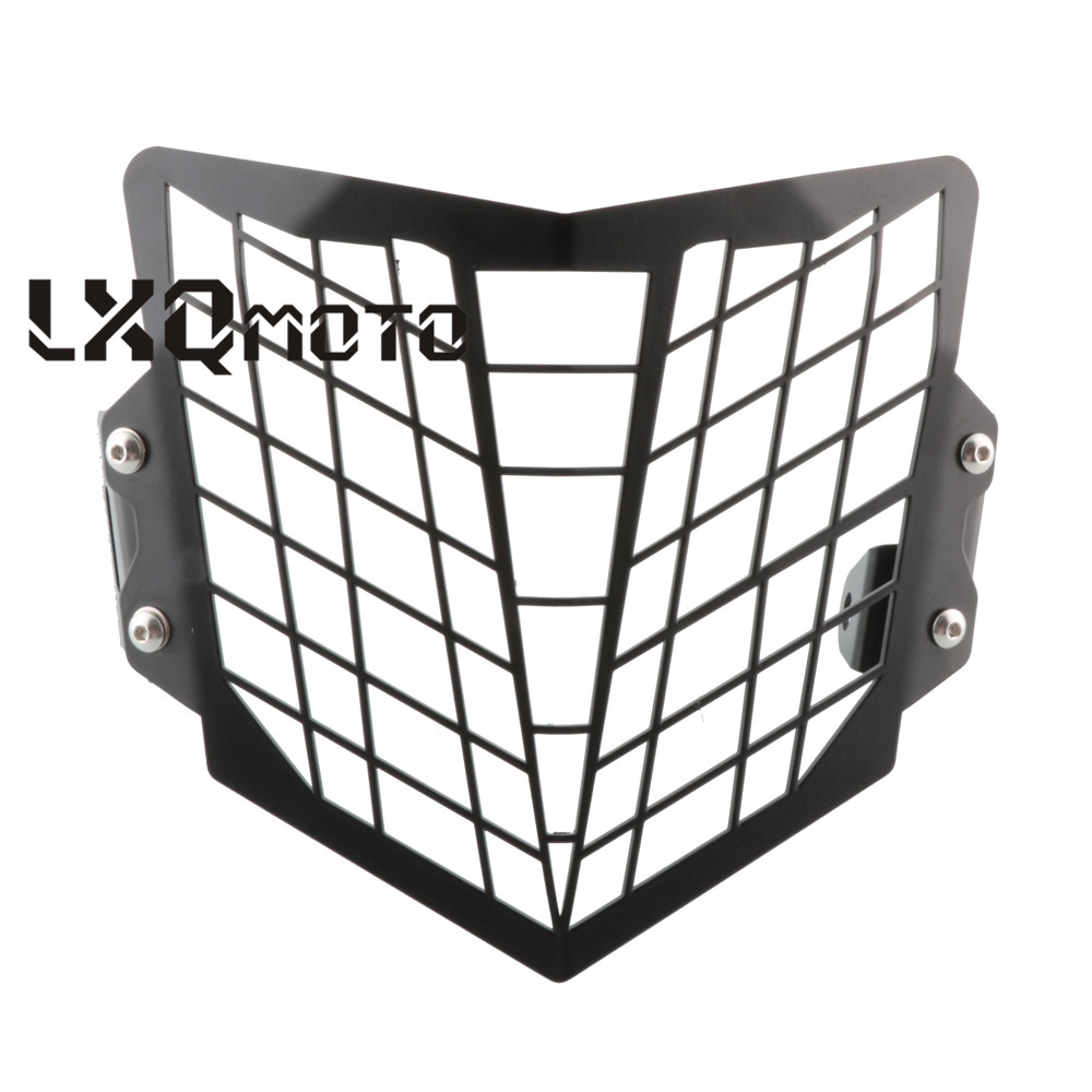 Motorcycle Grille Headlight Protector Guard Lense Cover For HONDA CRF250L CRF250M <font><b>2012</b></font> 2013 2014 2015 2016 2017 <font><b>CRF</b></font> 250L 250M image