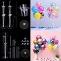 Подставка для воздушных шаров с 7 трубками, 1 комплект
