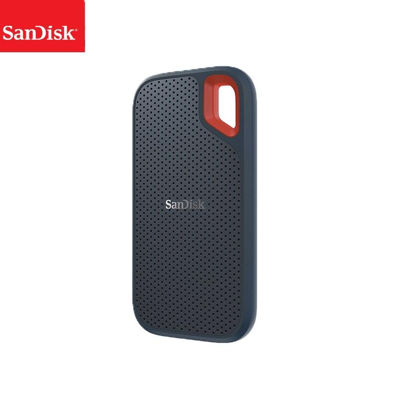 SanDisk Disco Duro Externo 1tb Ssd Extreme USB 3.1 Gen 2