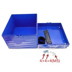 Image 5 - 12V 24V 36V 48V 60V 20Ah/30Ah LiFePo4 LiMn2O4 LiCoO2  battery stroage box Plastic case For Electric motorcycle ebike
