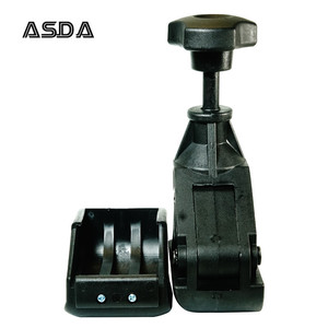 Image 2 - Hands free Heavy Duty Clamp Car Tire  Dismounting Clamp Tool Tyre Drop Center Clamp Tire Repiar Parts Tyre Changer Helper