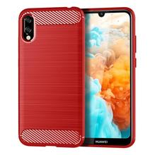FOR HUAWEI Y6 Y7 Y7S Y9 Pro Prime 2017 2018 2019 New TPU mobile phone case anti-shock and shockproof gift
