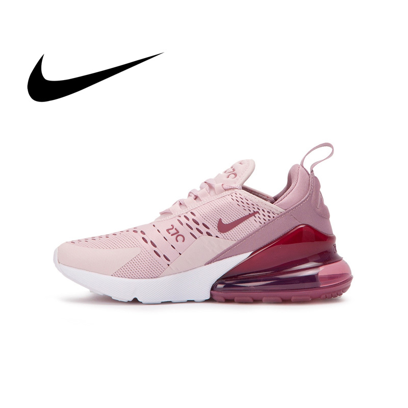 Original Authentic NIKE Air Max 270 Women's Running Shoes Sport Outdoor Durable Breathable Sneakers Designer Footwear AH6789-601