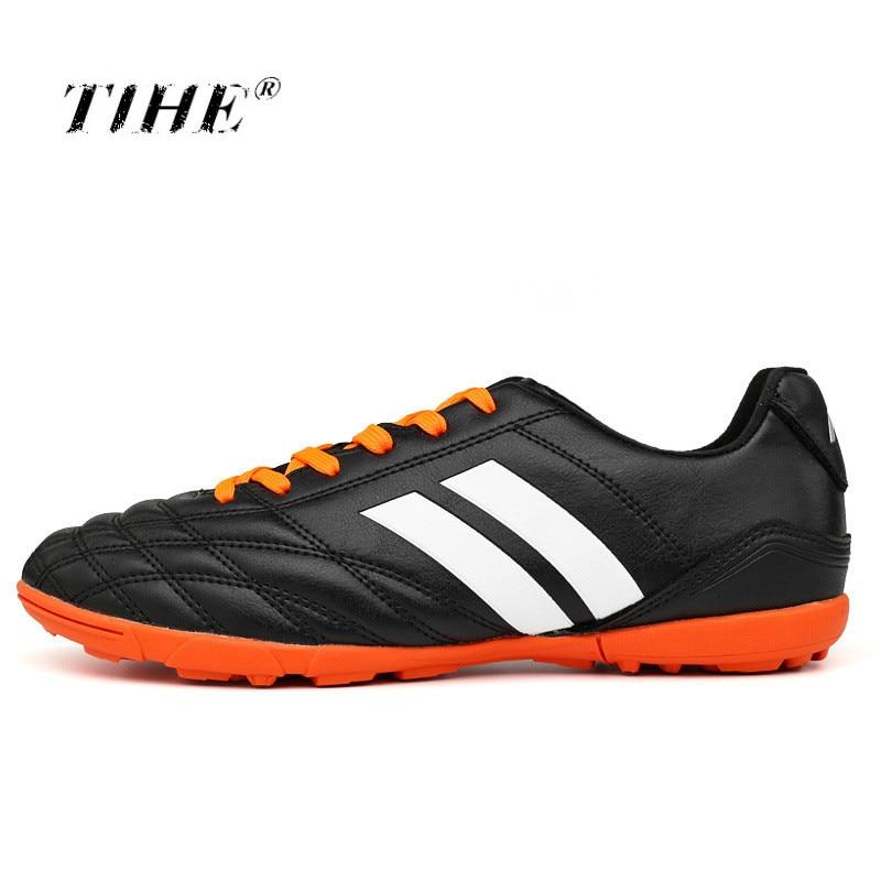 Футбольные бутсы для мужчин, школьников, студентов, тренировочные спортивные кроссовки, оригинальные удобные футбольные бутсы, обувь для