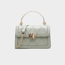 Ladies Vintage European American Flap Bag Small Messenger Bags For Women Lock Handbags Luxury Female Scarf Shoulder Bags 2019 недорого