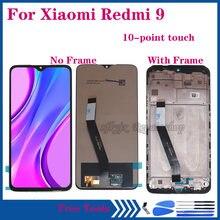 """ЖК дисплей 653 """"для xiaomi redmi 9 с сенсорным экраном"""