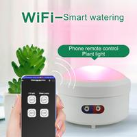 3W WIFI Phone Control Watering Timer Remote Control Timing Watering Device Plant Light Supplement Set Kit