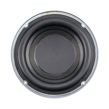 6.5 inch Subwoofer Speaker 4ohm 100W Woofer 5