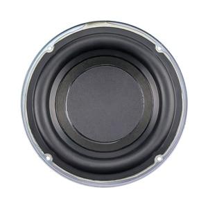 Image 5 - Ghxamp 6.5 אינץ סאב רמקול 4ohm 100W וופר רמקול עמוק בס 30 Core ארוך שבץ גומי קצה 1PC