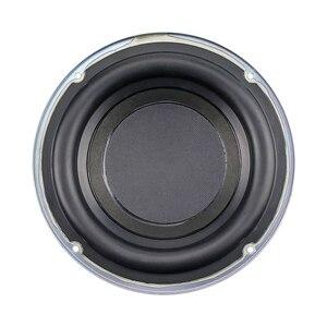 Image 5 - Ghxamp 6.5 calowy głośnik Subwoofer 4ohm 100W głośnik niskotonowy głęboki bas 30 rdzeń długi skok gumowa krawędź 1PC