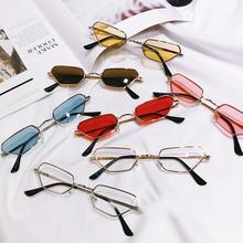 Sunglasses Women Rhinestone UV400 Fashion Oculos Shades Crystal Steampunk Diamond Rectangle